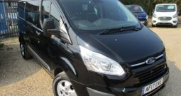 Ford Transit Tourneo Custom Double in Cab 6st TDCi TREND 310 LWB 130ps