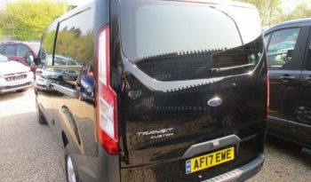 Ford Transit Tourneo Custom Double in Cab 6st TDCi TREND 310 LWB 130ps full