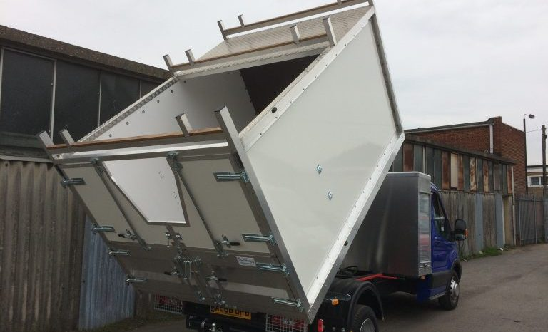 Ford Arb Tipper And Toolbox full