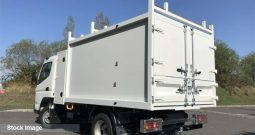 Fuso Canter Arb Tipper And Toolbox