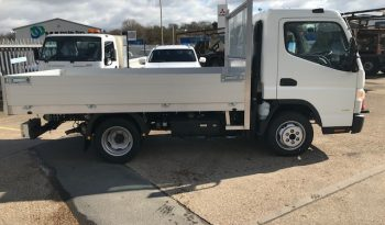 NEW FUSO CANTER ALUMINIUM DROP SIDE full