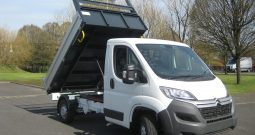 Citroen Relay Tipper