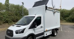 Ford Transit High Sided Tipper