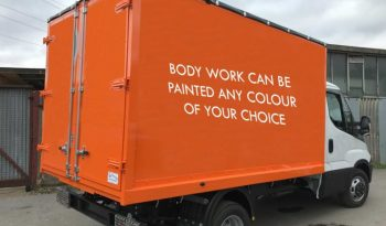 NEW IVECO DAILY JUNK REMOVAL TIPPER full