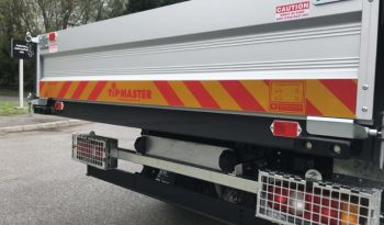NEW FUSO CANTER STEEL & ALUMINIUM TIPPER WITH TOOL BOX full