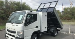 Fuso Canter Tipper Toolbox