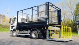 waste management tipper tail lift