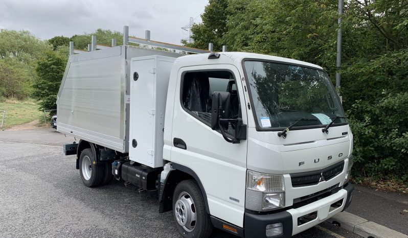 NEW FUSO CANTER All ALUMINIUM TIPPER WITH TOOL BOX full