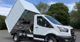 Ford Transit Rubbish Removal Tipper