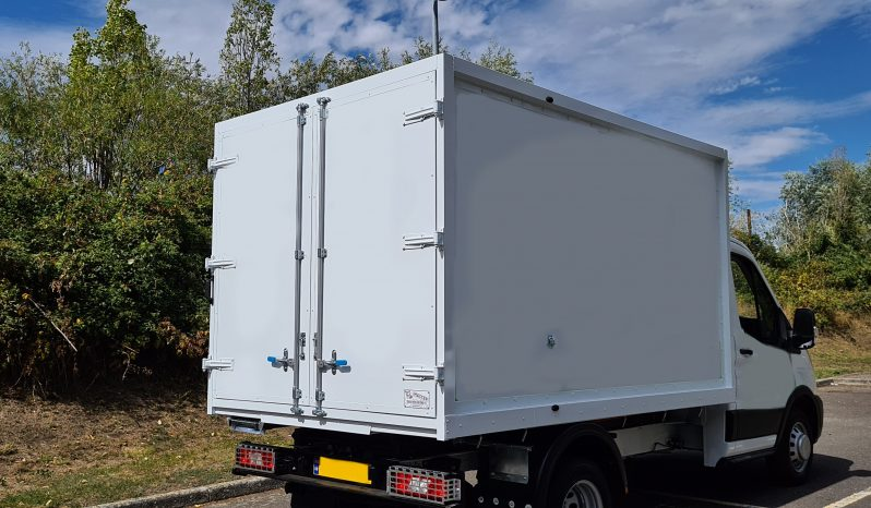 Ford Transit Rubbish Removal Tipper full