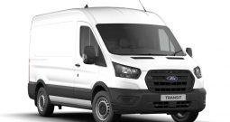New Ford Transit 350