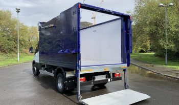 Iveco 7.2 ton Waste Removal Truck full