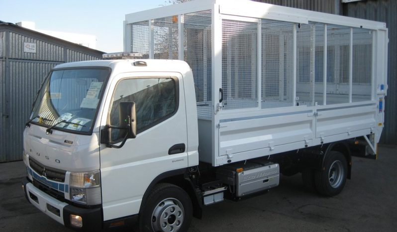 Fuso Canter 7C15 Caged Tipper full
