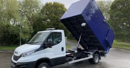 Iveco 7.2 ton Waste Removal Truck