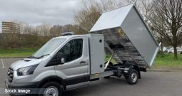 FORD TRANSIT ALL WHEEL DRIVE AWD ARB TRUCK L3