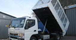 Fuso Canter 7C15 Caged Tipper