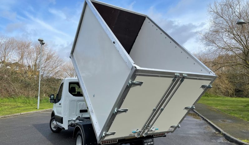 Ford Transit High Sided Tipper full