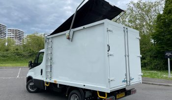 Iveco Daily High Sided Tipper full