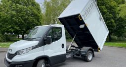 Iveco Daily High Sided Tipper